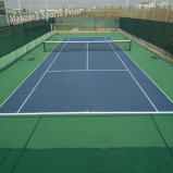 마루 -10mm 간격이 테니스 코트에 의하여 이용된 PVC 플라스틱에 의하여
