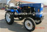 Snow 잎과 Rotary Tiller를 가진 10HP 2WD Tractor