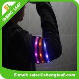 Brassard de la coutume LED Refelcetive pour le fonctionnement
