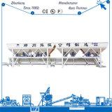 Complesso di alta qualità che pesa la rifinitrice d'ammucchiamento concreta della macchina del sistema Plb2400
