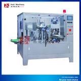 De vloeibare Automatische Roterende Machine van de Verpakking van de Zak Premade