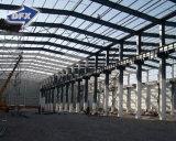 Pre-Fabricated/Prefabricados/construcción prefabricados almacén de la estructura de chapa de acero corrugado
