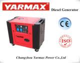 60Hz type silencieux air diesel de générateur refroidi
