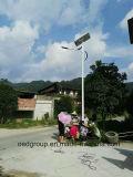 indicatore luminoso di via esterno solare economizzatore d'energia dell'indicatore luminoso di via 30W LED