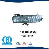 Accent 2006 de Leverancier China 92201-1e000 92202-1e000 van Hyundai van de Lamp van de Auto Foglight