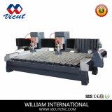 CNC Stone Carving Machine Máquina de gravura de pedra CNC