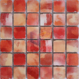Peinture Cristal similaires Visage céramique carreaux de mosaïque (CST086)