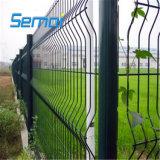 高層住宅のための安い溶接金属の金網の曲がる塀
