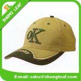 Пригонка гибкого трубопровода крышки шлема вышивки бейсбола хлопка приспособленная Twill