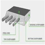 鋼鉄コードのコンベヤーベルトSt1600 DIN標準DIN22131