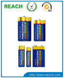 Naccon 9V alkalische Batterie-trockene Primärbatterie