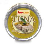 OEMはオイルの魚によって缶詰にされたマグロを缶詰にした