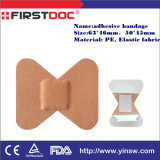 Pele de suprimentos médicos Colore Fingerstip bandagem adesiva