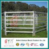 Сверхмощная гальванизированная съемная портативная панель загородки скотин лошади