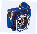 Caja de engranajes de la aleación de aluminio del reductor de velocidad del gusano de Nmrv