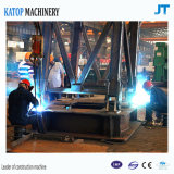 Fornecedor superior do guindaste de torre interno Ásia do rastejamento Tc7020 para a maquinaria de construção