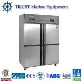 Изготовления холодильника кухни нержавеющей стали морские