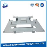 キャビネットのシェルのための部品を押すステンレス鋼の精密CNCの金属