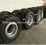 Polyurethan-füllender Reifen mit hitzebeständigem Schritt