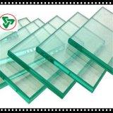 SGS/ISOの証明書とのShoweroomのための緩和された棚ガラス
