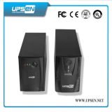 UPS fuera de línea del AVR ninguna fuente de alimentación de la UPS de la rotura para la televisión
