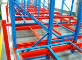Pushing Back rack rack móvel (UNMR-001)