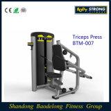 Pressa professionale Btm-007 del Triceps della strumentazione di forma fisica