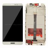 Handy LCD-Bildschirmanzeige für Huawei Gehilfen 9 Mha Al00 mit Rahmen