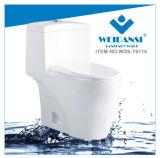 يغسل [ويدنس] خزفيّة إلى أسفل [س-ترب] أحد قطعة مرحاض ([ودس-ت6115])