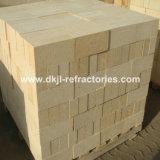 Fornecedor refratário do tijolo de incêndio Sk38 da alumina Al2O3 elevada mínima de 65%