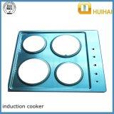 Metal que estampa el molde para la cocina de gas
