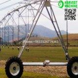 Линейное Towable машинное оборудование/разбивочная оросительная система оси для сбывания