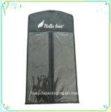 Extensions de cheveux sac d'emballage à la poussière PVC Sac non tissé