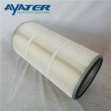 Ayater produire P030168 de la cartouche de filtre à air de la poussière de cellulose