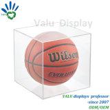 Freier Acrylwürfel-Kasten, transparente Acrylschaukartons, Acrylbildschirmanzeige-Verbindungs-Würfel