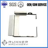 Cnc-Metall/Stahl-/kundenspezifisches stempelndes Aluminiumteil für PC Shell/Kasten/Kasten/Rahmen
