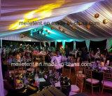 500 Leute-Luxuxfutter-Zelt mit hölzernem Bodenbelag-Hochzeits-Festzelt