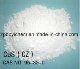CBS di gomma dell'acceleratore di alta qualità dell'esportazione (CZ) con il sacchetto tessuto 25kg
