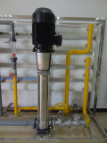 Grande sistema a acqua industriale di osmosi d'inversione del RO di capienza 20tph