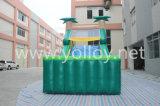 Parcours à obstacles gonflables commerciale, Interactive Inflatables, gonflable Jeux de sport