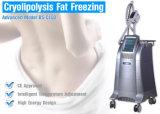 Замораживание Cryolipolysis процедуре по Coolsculpting Тучн-Замерзая тучное более тонкое