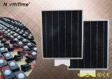 Lampada di via solare esterna di prezzi di fabbrica 15W IP65 Bridgelux LED