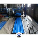 Lamiera di acciaio rivestita dello zinco ondulato