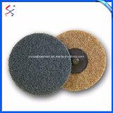 Fabricante de acabamento de superfície da roda de polimento de abrasivos de qualidade superior