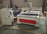 Molde e calibre a máquina fresadora CNC de trabalho da madeira 2040