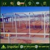 Vertiente barata del almacén de Fram de la estructura de acero de los surtidores de China