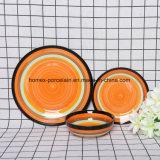 La Chine Fabricant Ensemble de la vaisselle en céramique avec différentes formes