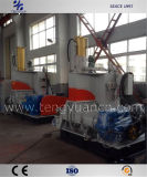 Kneader Borracha controlados por PLC com baixo consumo de energia