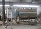 Sistema di pulizia di CIP dei minerali con gli schizzi indipendenti/sistema di rame di CIP della fabbrica di birra della caldaia di Brew