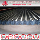Feuille ondulée d'acier enduit de zinc de Gi de G90 Hdgi SGCC